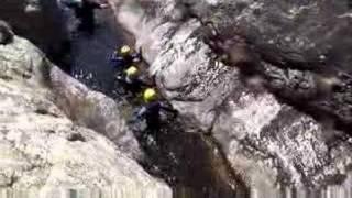 La randonee aquatique en Ardeche