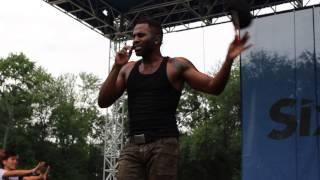 Jason Derulo Live Six Flags New England In My Head