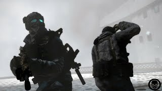 Ghost Recon Future Soldier: Stealth Ambush Gameplay