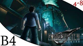 Let's Play Final Fantasy VII Remake BONUS (Part 4) [4-8Live]