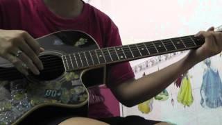 Ở Lưng Chừng Hạnh Phúc - guitar cover - Hồ Ly version
