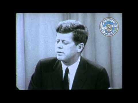 President Kennedy's News Conference #7. 1961/03/15.