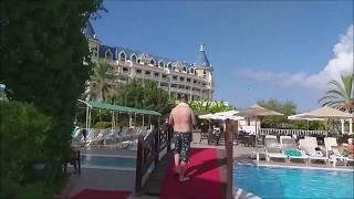 Море штормит еда надоела завтра домой Турция отель Aydinbey Gold Dreams 5