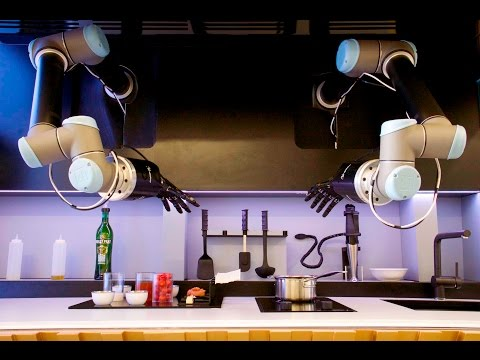 The Moley Robotic Kitchen - Mission & Goals