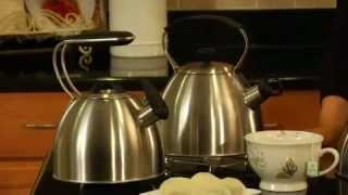 Cuisinart Stainless Tea Kettle Collection Video