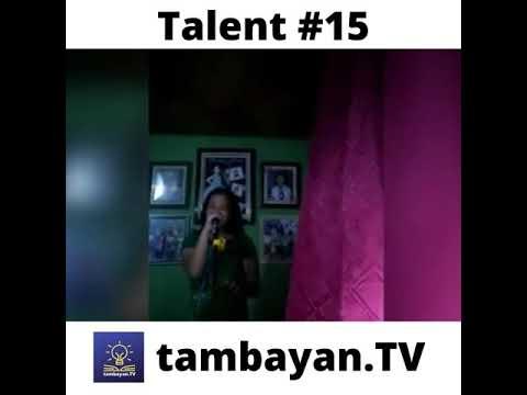 Tambayan TV Got Talent I Denise Jazel P. YALUNG