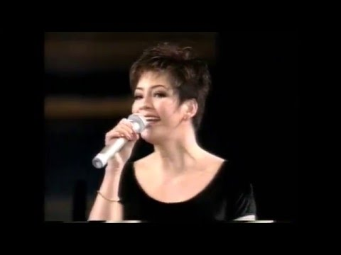 Regine Velasquez - I only care about you (時の流れに身をまかせ) in Japan, 1995