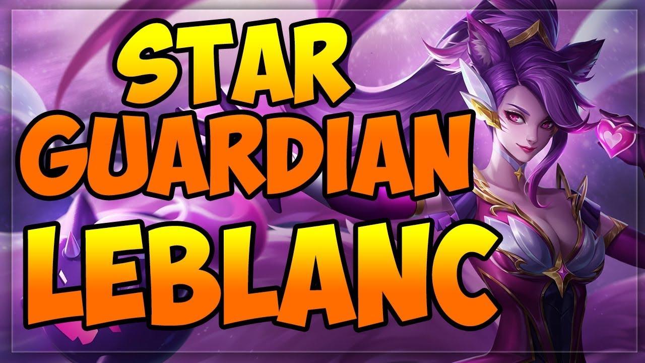 LE'BLANC STAR GUARDIAN! VAZOU! MAIS UMA LISTA DE NOVAS SKINS! PARECE REAL  DESSA VEZ!