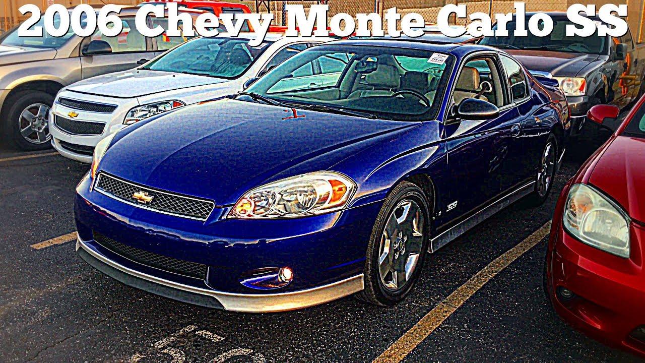 Ss Monte Carlo >> Laser Blue Metallic 2006 Chevy Monte Carlo SS - YouTube