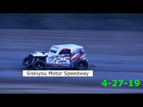 Siskiyou Motor Speedway 4-27-19