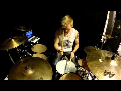 Alan Walker - Faded - Drum Cover