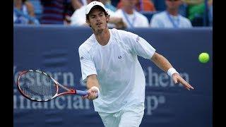 Andy Murray vs Ivo Karlovic Highlights CINCINNATI 2008 SF