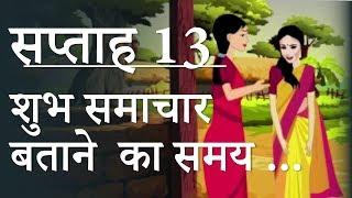 Pregnancy | Hindi | Week 13 | गर्भावस्था - सप्ताह 13