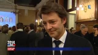 #MUN10000 Réaction de François Baroin (Liste UMP)