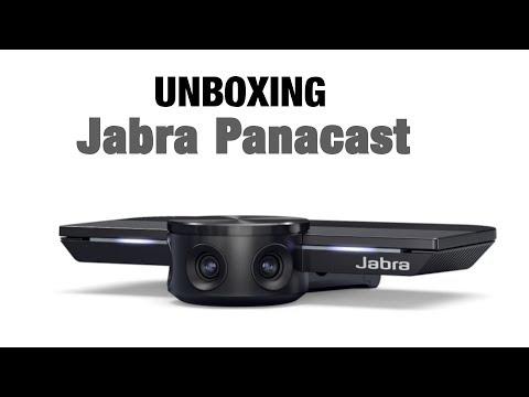 Unboxing Jabra Panacast Videokonferenz Kamera (Deutsch)- Microsoft Teams zertifiziert