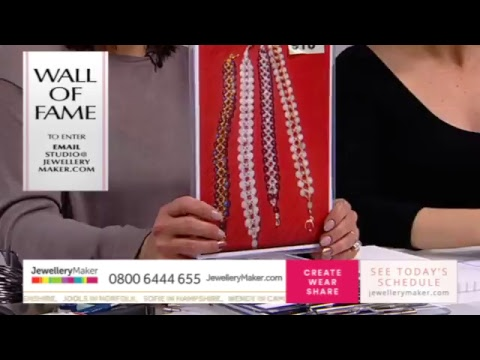 Jewellery Maker Live 11/05/2017 - 8am -1pm