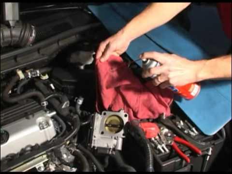 Honda Electronic Throttle Body - YouTube