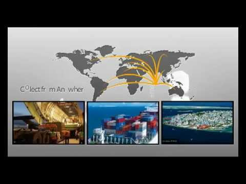 Asia Forwarding Freight & Logistics service.mp4