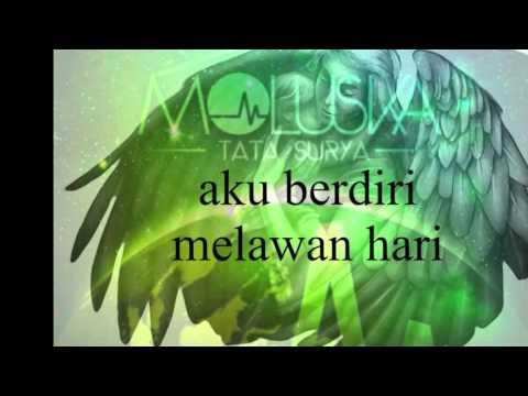 Moluska - Cinta Dari Surga (Lyric Video)(TATA SURYA)