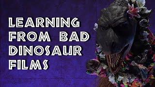 Saurian Cinema: Learning from Bad Dinosaur Films