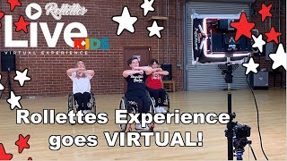 Rollettes Experience Virtual  - KIDS Promo 2020