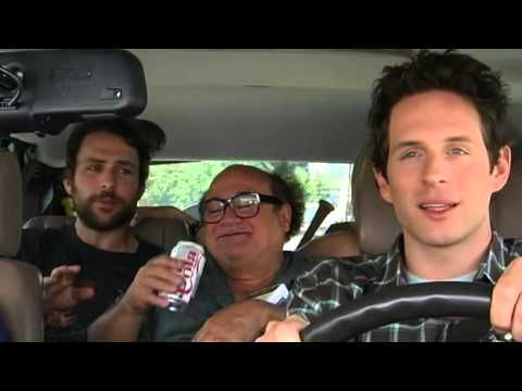 T S Always Sunny Dee Spends A Day In Charlie S Shoes