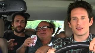 It's Always Sunny in Philadelphia - Wine in a Soda Can - I'm trying to be inconspicuous