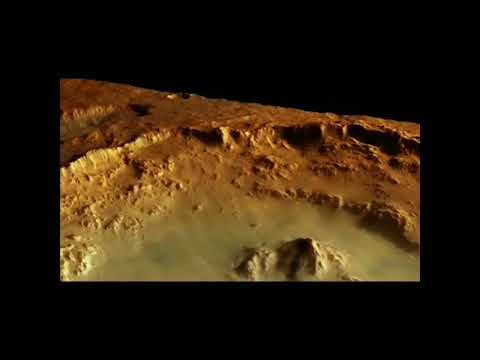 Ancient civilizations on Mars