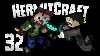 HermitCraft 5 - #32 | Who's the best RAIDER?! [Minecraft 1.12]