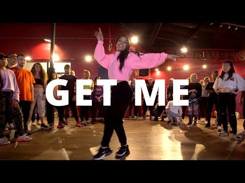 Get Me - Justin Bieber Ft Kehlani DANCE VIDEO | Dana Alexa Choreography