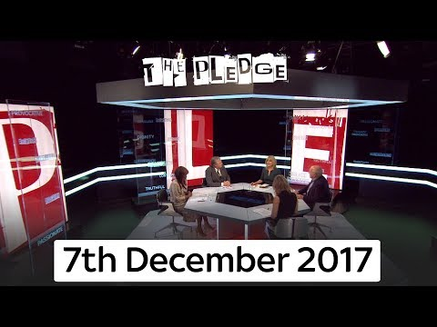 The Pledge | 7th December 2017