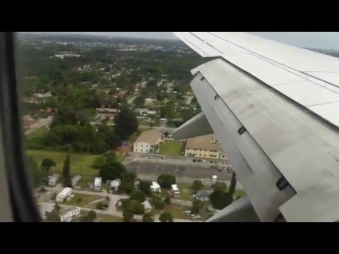 FULL FLIGHT: American Airlines Flight 97 (ORD-PBI)