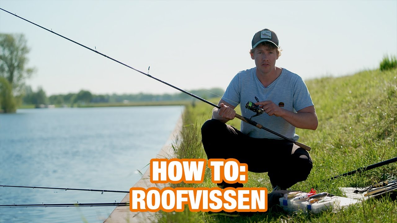How To: Roofvissen - Vissen Doe Je Zo!