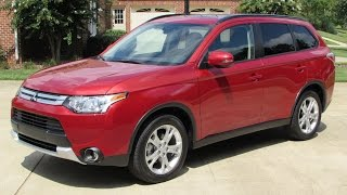 Mitsubishi Outlander ES Videos