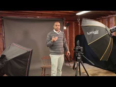 Photography 101 : The basics : 3 point lighting