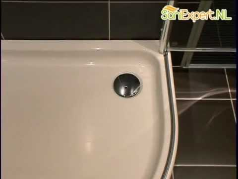 Populair Viega - Tempoplex - Douchebakafvoer 90mm. - YouTube MS72