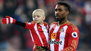 Six-year-old football fan Bradley Lowery dies after battle with cancer –video