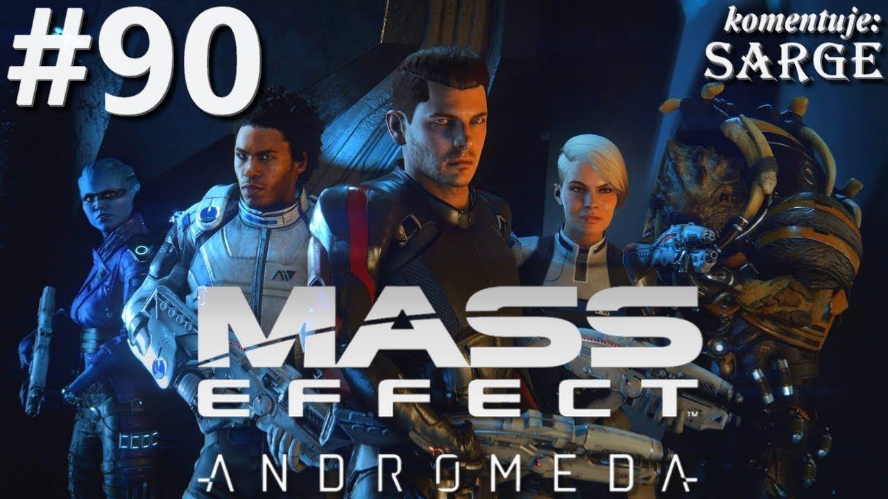 Zagrajmy w Mass Effect Andromeda [60 fps] odc. 90 – Król parkietu