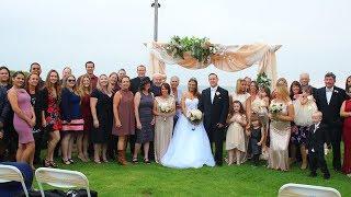 Sara and Mike's Wedding Ventura California 11-26-2017