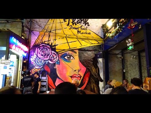 My 1st Impressions - Ho Chi Minh City, Vietnam (Saigon)