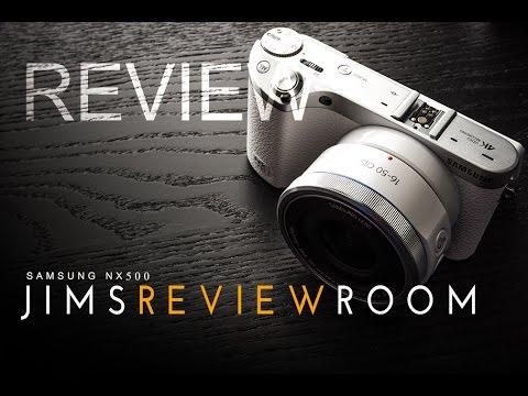 Samsung NX500 Mirrorless Camera - REVIEW