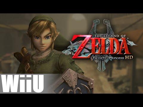 The Legend of Zelda: Twilight Princess HD WiiU All Trailers