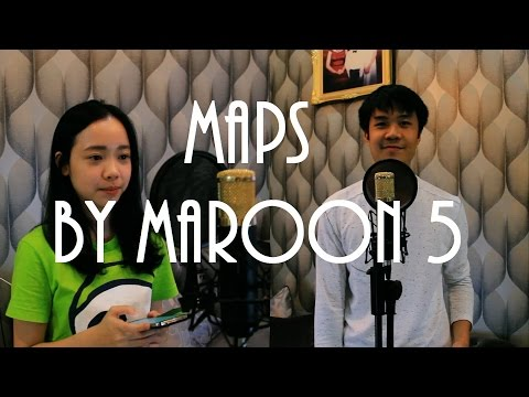 Maroon 5 - MAPS (Covered by Devin and Valencia)