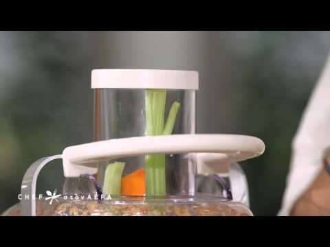 Φρέσκος χυμός με μήλο, καρότο και τζίντζερ