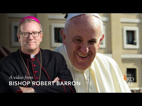 Bishop Barron on Pope Francis and Virtue Ethics
