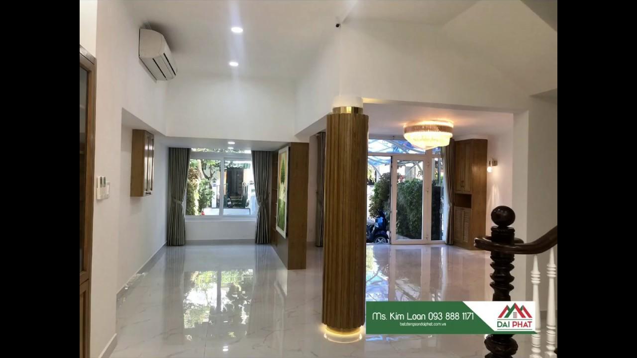 💎 Biệt thự Hưng Thái, Phú Mỹ Hưng giá 17.6 tỷ hot ơi là hot