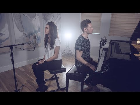 without me - halsey (acoustic duet version)
