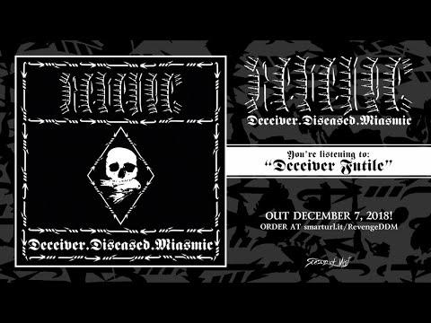 Revenge - Deceiver Futile (Official Track Premiere)