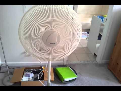 Air King 9119 18 Quot Oscillating Pedestal Fan With Lasko 2016