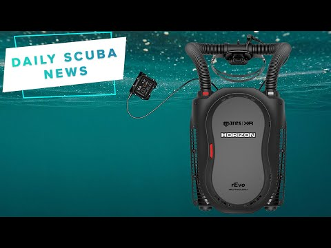 Daily Scuba News - Mares Release The Horizon
